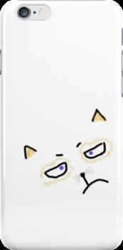 Grumpy Cat Doodle by EmilyWilliams