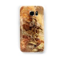 Steampunk Cartography Samsung Galaxy Case/Skin