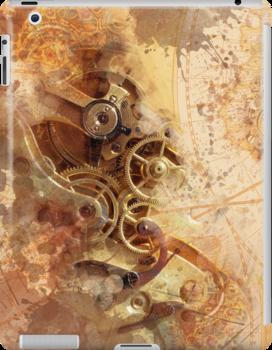 Steampunk Cartography by Beth Zyglowicz