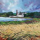 Lagavulin Distillery by scottnaismith