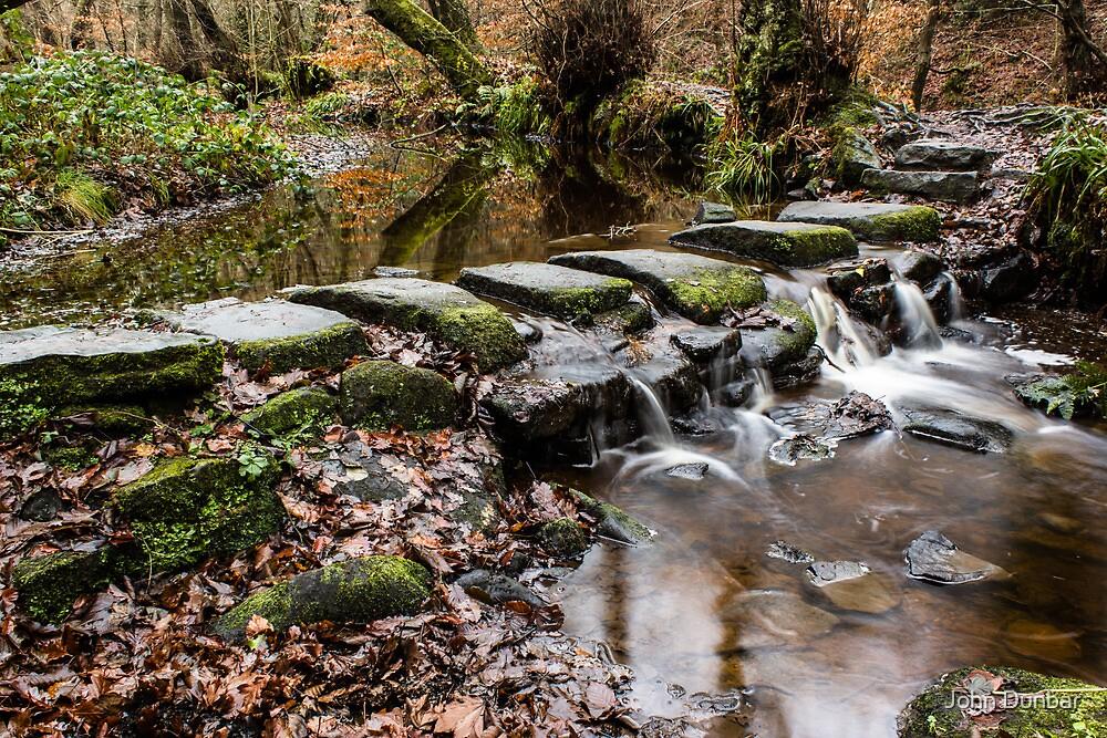 Stepping Stones by John Dunbar
