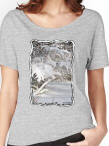 Mother Nature Wears a Bridal Gown... Women's Relaxed Fit T-Shirt