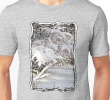 Mother Nature Wears a Bridal Gown... Unisex T-Shirt