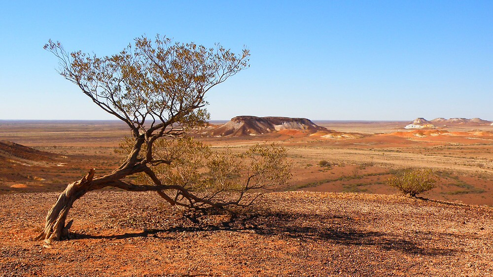 The Breakaways in South Australia by Elaine Game