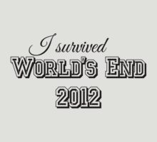 I survided world's end 2012 by Madita