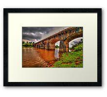 Riverview Framed Print