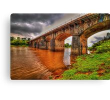 Riverview Canvas Print