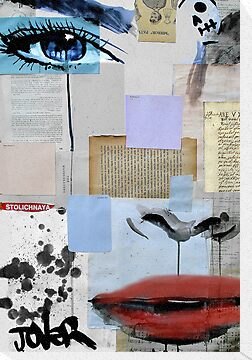 fragments by Loui  Jover