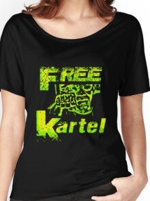 FREE KARTEL Women's Relaxed Fit T-Shirt