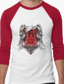 MMA CT Apparel Men's Baseball ¾ T-Shirt