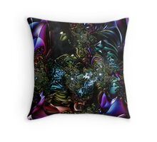 Festivities Throw Pillow