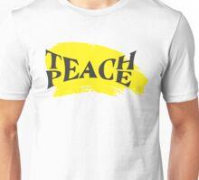 Teach Peace! Unisex T-Shirt