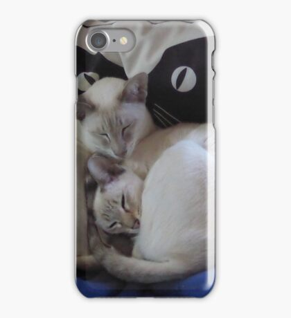 Misha & Maya iPhone Case/Skin