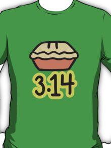 Cas' PI(e) shirt T-Shirt
