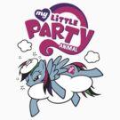 My Little Party Animal by warbucks360