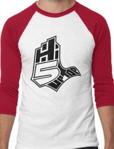 Hi-5 Up Top Men's Baseball ¾ T-Shirt
