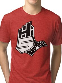 Hi-5 Up Top Tri-blend T-Shirt