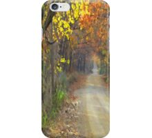 The Road Home iPhone Cover iPhone Case/Skin