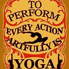 Yoga by ramanandr