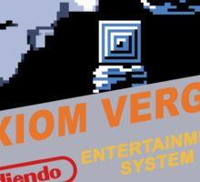 NES Axiom Sticker