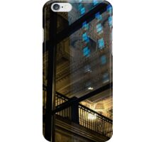 reflection in designs iPhone Case/Skin