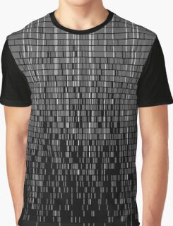 Downloading Life (grey) Graphic T-Shirt