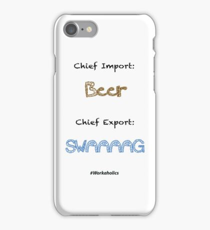 The Ders iPhone Case/Skin