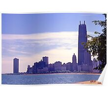 Chicago Lakefront - 1968 Poster