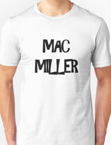 MAC MILLER BLACK T-Shirt