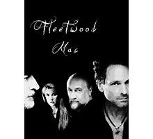 Fleetwood Mac Faces Photographic Print