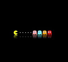 Pacman Game by gleviosa