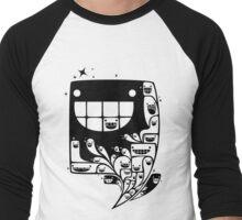 Happy Inside - 1-Bit Oddity - Black Version T-Shirt