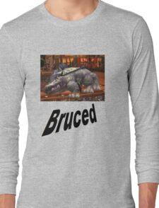 Bruced - WoW Brawler's Guild Long Sleeve T-Shirt