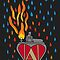 Set Fire To The Rain [ Iphone / Ipod / Ipad / Print ] by swelldame