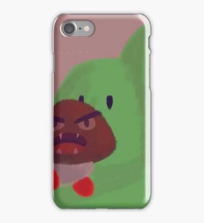 Goomba Romp iPhone Case/Skin