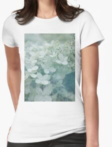 Veiled Beauty Womens Fitted T-Shirt