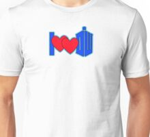 I ♥♥ DW Unisex T-Shirt