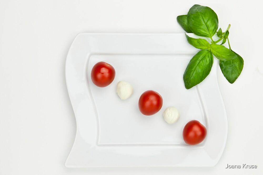 Tomato Mozzarella by Joana Kruse