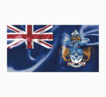Tristan da Cunha Flag Kids Tee