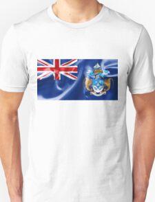 Tristan da Cunha Flag T-Shirt