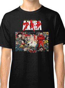 AKIRA Katsuhiro Otomo Kaneda Tetsuo Shirt Classic T-Shirt