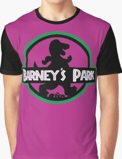 Barney's Park Graphic T-Shirt
