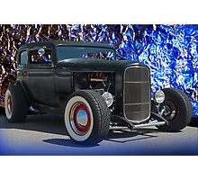1932 Ford Hi Boy Sedan Photographic Print