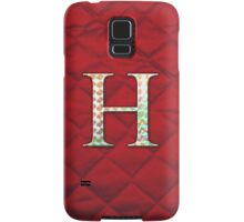 Hologram (Red) Samsung Galaxy Case/Skin
