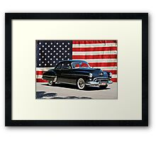 1950 Oldsmobile Rocket 88 Framed Print