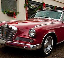 Studebaker Gran Turismo by Lee LaFontaine