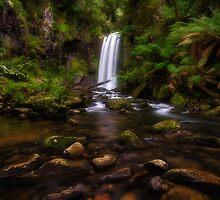 Hopetoun Falls 2 by Lincoln Harrison