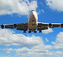 Boeing 747 by Jose Saraiva