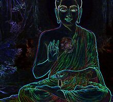 Buddha by Aquilifer