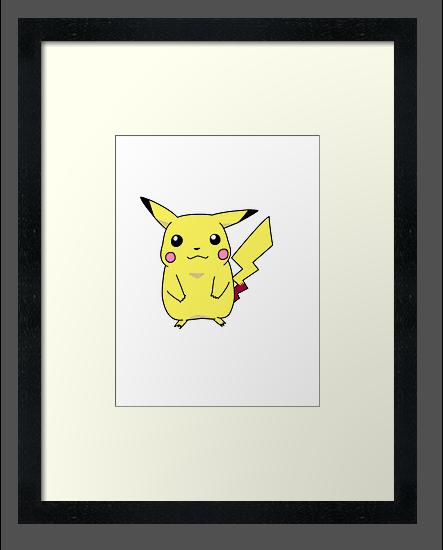 Pikachu? by Floul1